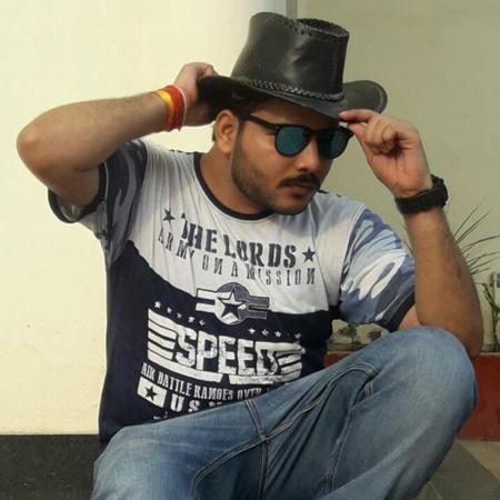 Rudra Kumar Pandey