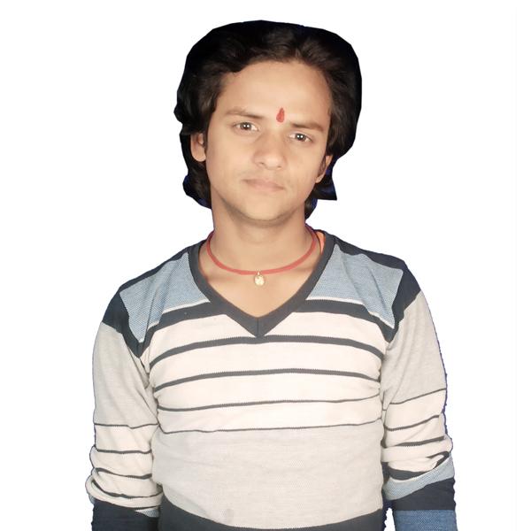 Singer Jitendra Baba Tiwari