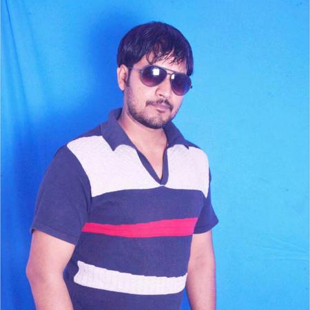 Singer Vivekanand Upadhyay Vicky