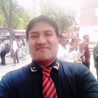 Kamlesh R Kyada