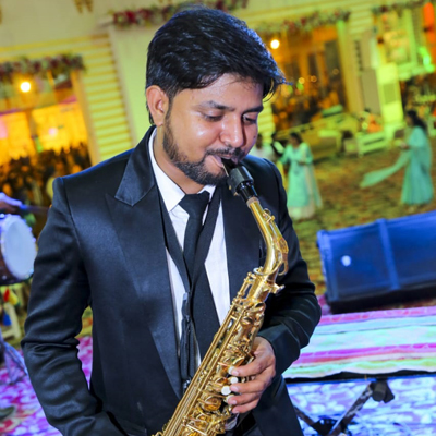Mukesh Rai The Instrumentalist